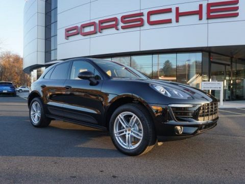 New 2017 Porsche Macan  AWD