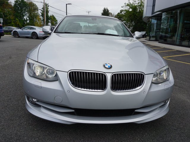 PreOwned 2013 BMW 3 Series 328i xDrive 2dr Car in Parsippany