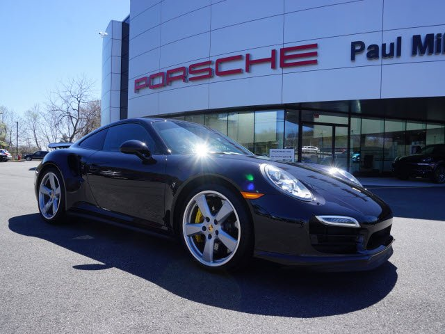 certified pre owned 2015 porsche 911 turbo turbo