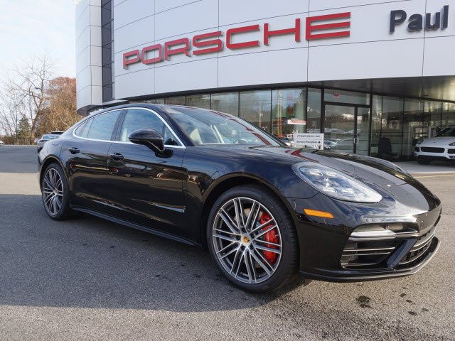 New 2018 Porsche Panamera Turbo Hatchback in Parsippany