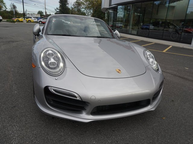 certified pre owned 2015 porsche 911 turbo