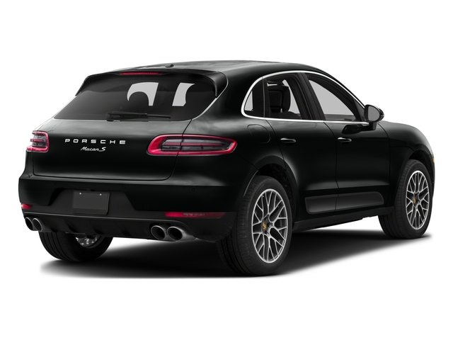 Pre Owned 2017 Porsche Macan S Sport Utility in Parsippany 7428